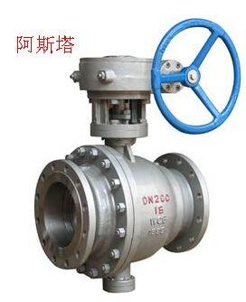 专业生产国标碳钢高压固定球阀Q347F-16C