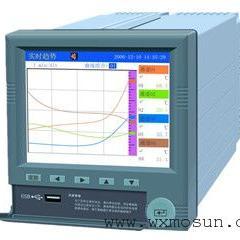 彩色无纸记录仪 电流记录仪