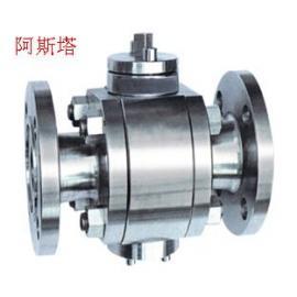 专业生产A105锻钢法兰球阀Q341F-160