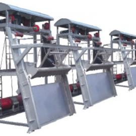SG型钢丝绳牵引式格栅除污机 价格