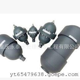 供应气囊式脉冲阻尼器 UPVC塑料脉动缓冲器