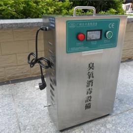 厂家直销小型臭氧空气消毒机 10g手提式臭氧发生器