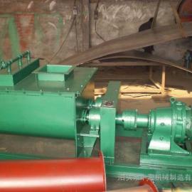 双轴粉尘加湿搅拌机SJ-10,SJ-20,SJ-40