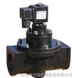 纵贯式电磁脉冲阀DMF-T-40 纵贯1.5寸 一寸半