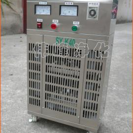 DFY-10B移动式臭氧发生器 可移动臭氧机 移动式臭氧