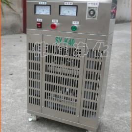 DFY-20B移动式臭氧发生器 移动臭氧机 净化臭氧