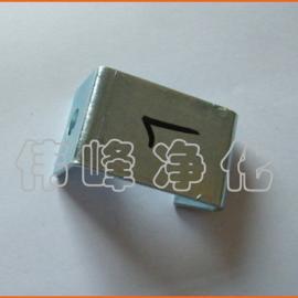 M8 C型钢吊件 净化彩钢板配件 净化配件 空气净化