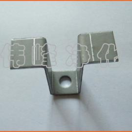 盲板扣件 净化彩钢板配件 净化产品生产厂家 净化配件