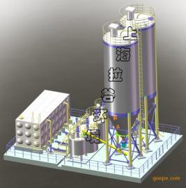 上海拉谷 15m3/h熟石灰制备系统