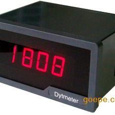 带通讯三位半数字直流电压表 约图-Dytmeter