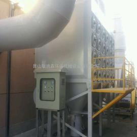 制药、食品行业――脉冲滤筒式集尘机