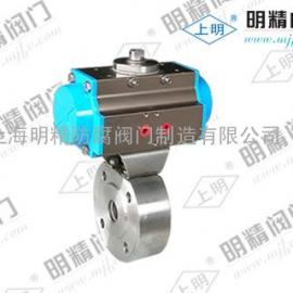 意大利式气动球阀SMQ671F超薄超短型球阀