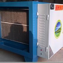 开封油烟净化器安装示意图,露天无烟烧烤车生产厂家