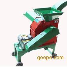 牛羊专用铡草粉碎机牛羊揉丝机 小型粉碎机