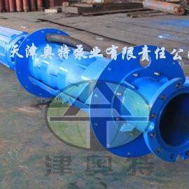 AT400QJ系列深井潜水泵
