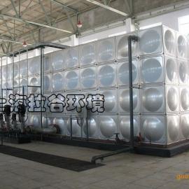 上海拉谷 800m3白口铁水箱