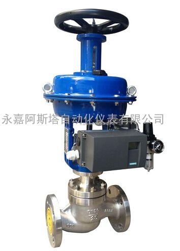 专业生产ZJHP-16C国标碳钢精小型气动薄膜单座调节阀