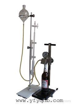 现货批发啤酒厂QS实验室认证检测仪器色度仪二氧化碳测定仪