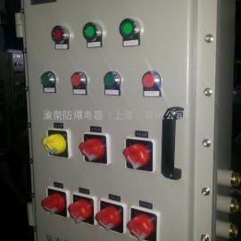 天津南开BDG58系列立脚式非标防爆箱按图加工