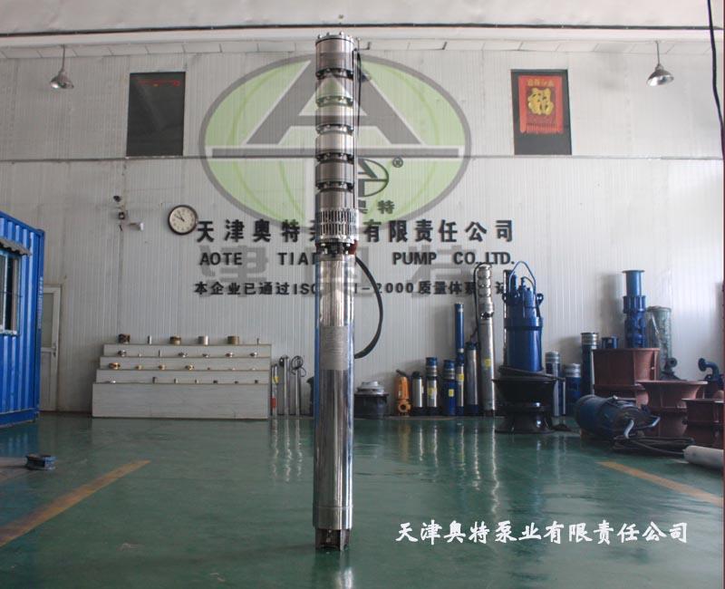 AT200QH不绣钢深井潜水泵