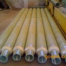 玻璃钢供热管道 玻璃钢保温管 温泉水保温管