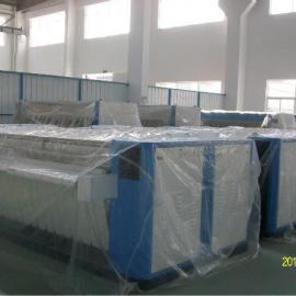 德泰TPIII-3000工业烫平机,床单快速烫平烘干设备