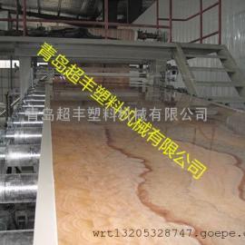 塑料管材设备 塑料板材生产线 pet打包带设备生产厂家