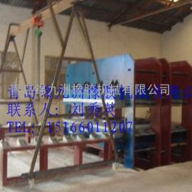 3000t框式硫化机现货,大型橡胶框式硫化机