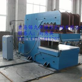 上压式200t橡胶鄂式硫化机,青岛橡胶鄂式硫化机原理