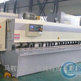 供应QC12K-8X2500数控液压摆式剪板机