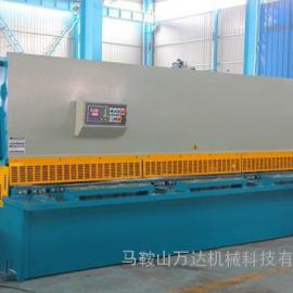 供应QC12K-16X3200数控液压摆式剪板机
