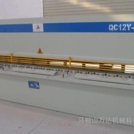 供应QC12K-4X4000数控摆式剪板机