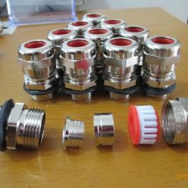 304铜镀镍隔爆型电缆格兰头