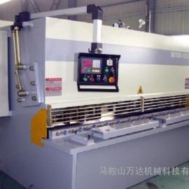 供应QC12K-16X2500数控液压摆式剪板机