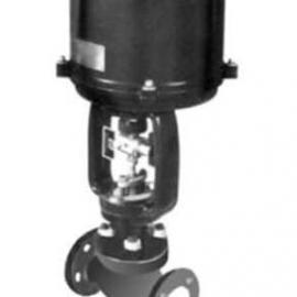 小口径笼式电动单座调节阀