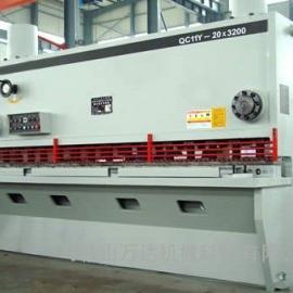 供应QC11Y-20X3200液压闸式剪板机