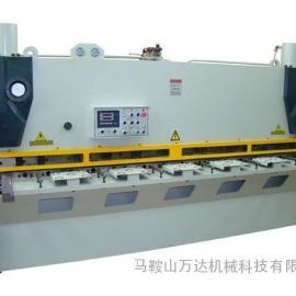 供应QC11K-16X2500数控液压闸式剪板机