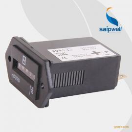 直销机械计时器SP-SYS-1工业数显计时器机床行程计数器