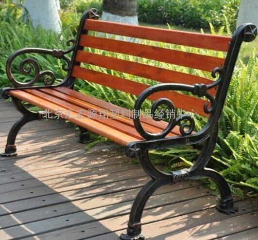 园林座椅图片-实木公园座椅图片-休闲公园椅子图片