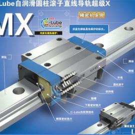 IKO自润滑圆柱滚子线性导轨MXN45,MXNG45
