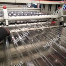 PC阳光板设备生产线机器