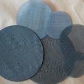 圆形过滤网片-塑料颗粒圆形过滤网片-挤出机过滤网