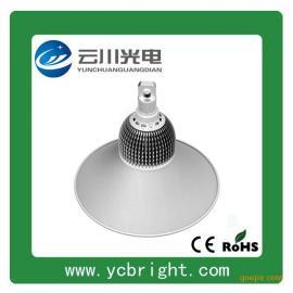 100W大功率LED工矿灯密封防尘鳍片式散热器