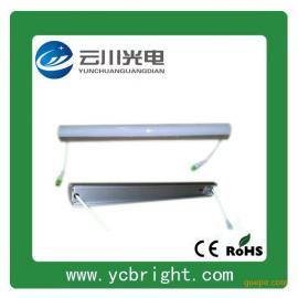 供应户外七彩14.4W铝槽LED护栏管
