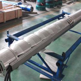120方70米不锈钢潜水泵-316L不锈钢潜水泵