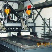 供应SGHB明弧添粉耐磨板堆焊机