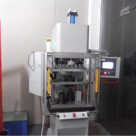 单柱数控压装机