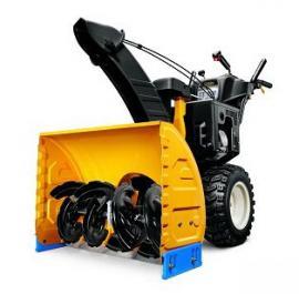 进口大型手推式扬雪机除雪设备厂家特卖价格低