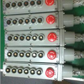 BAK53-6K防爆电动葫芦按钮(带急停按钮开关)
