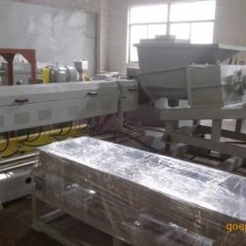 云母高填充母料造粒机(GZML-110L-150D)